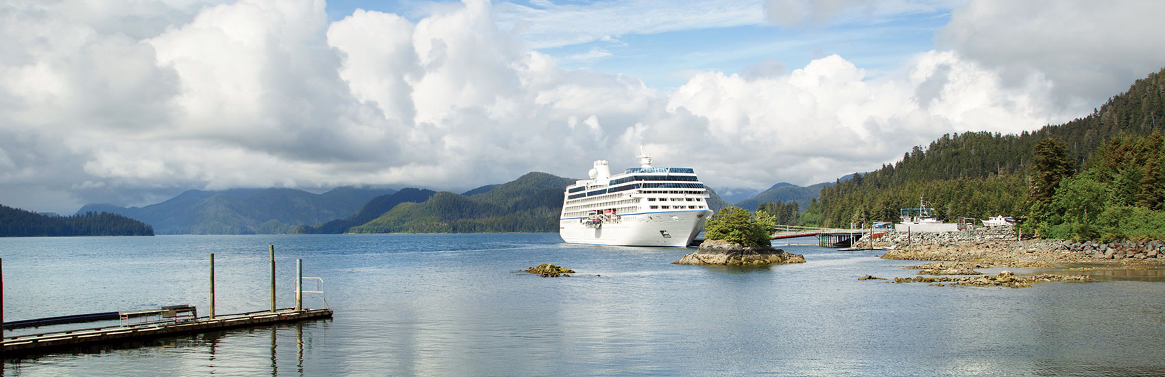 Ultimate Alaska with Oceania Cruises