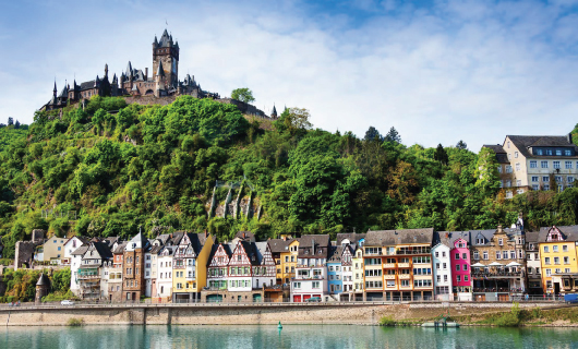 Rhine Highlights - Special Group Sailing in 2018