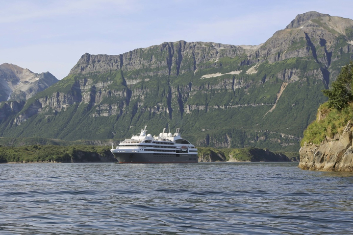 Experience small yacht & expedition cruising with PONANT