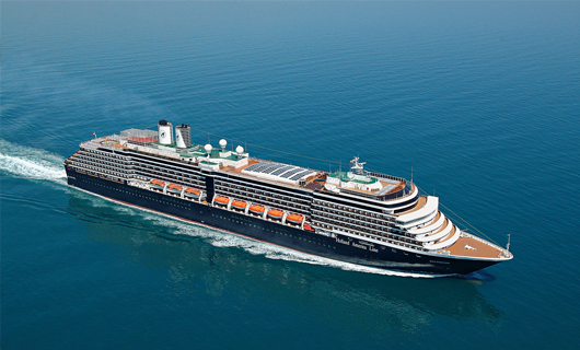 Ready, Set, Sail, with Holland America