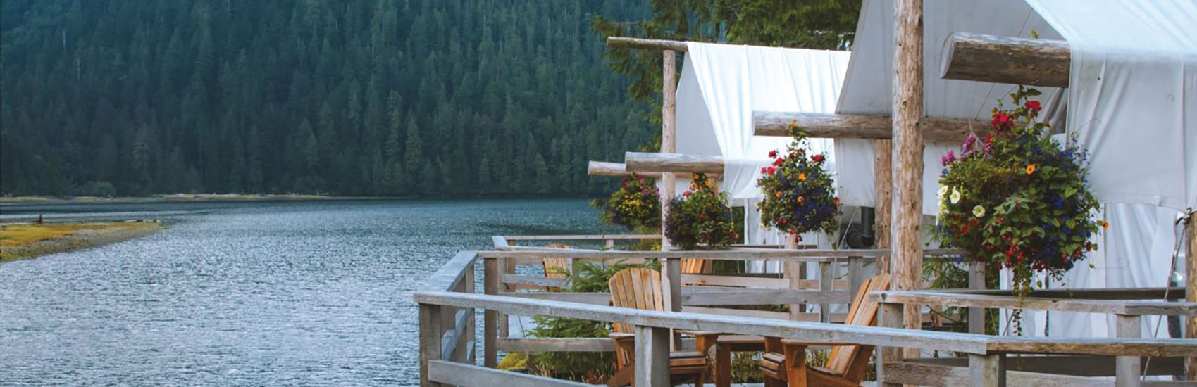 Clayoquot Wilderness Resort 0