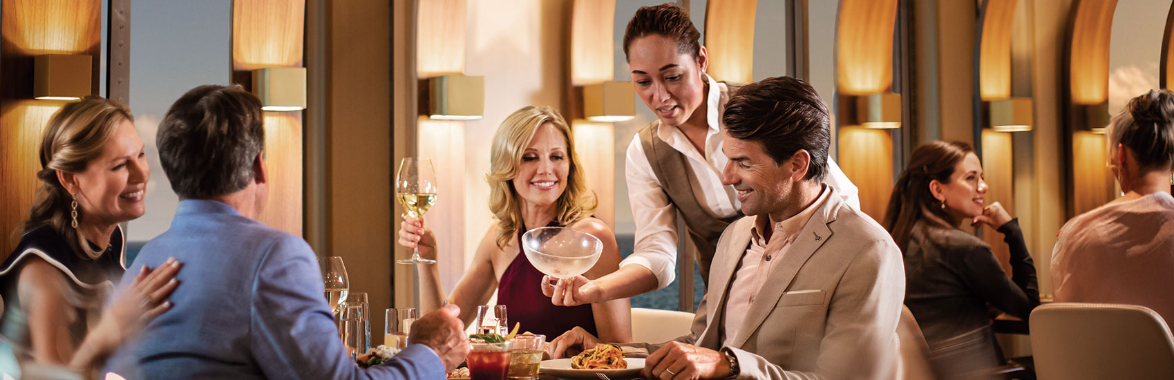 Sail Away with Friends on Norwegian Cruise Line 1