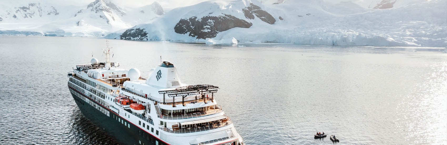 Explore the Arctic with Silversea! 0
