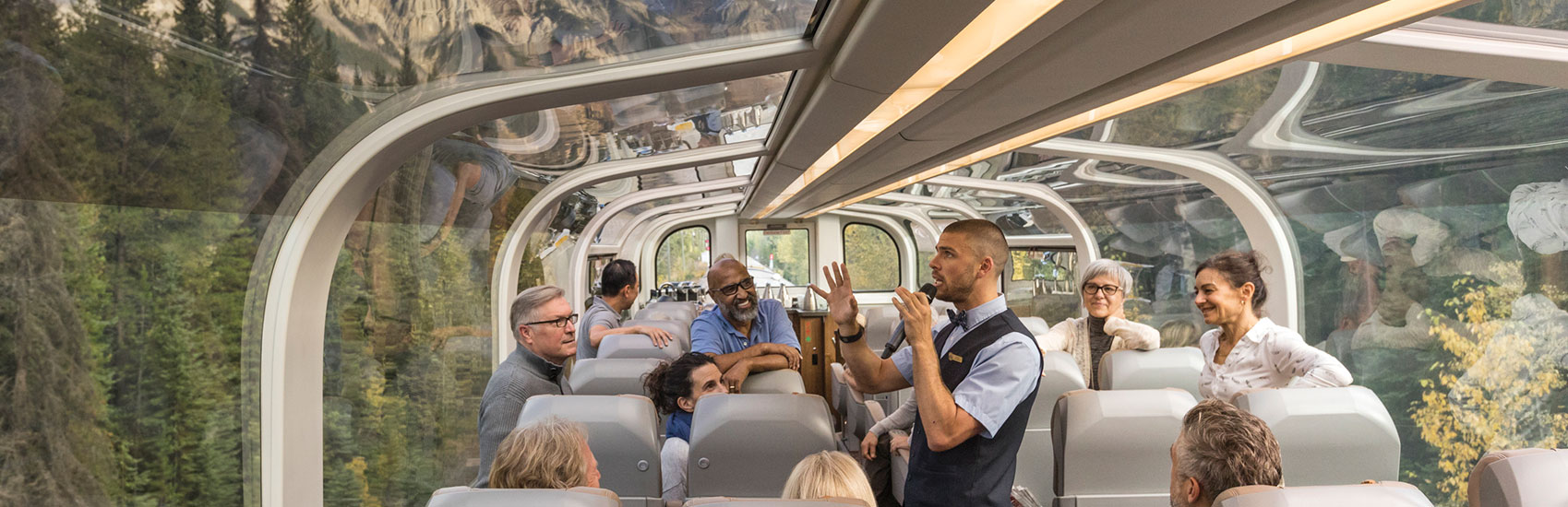 Mountain Bound in 2021 with Rocky Mountaineer 2