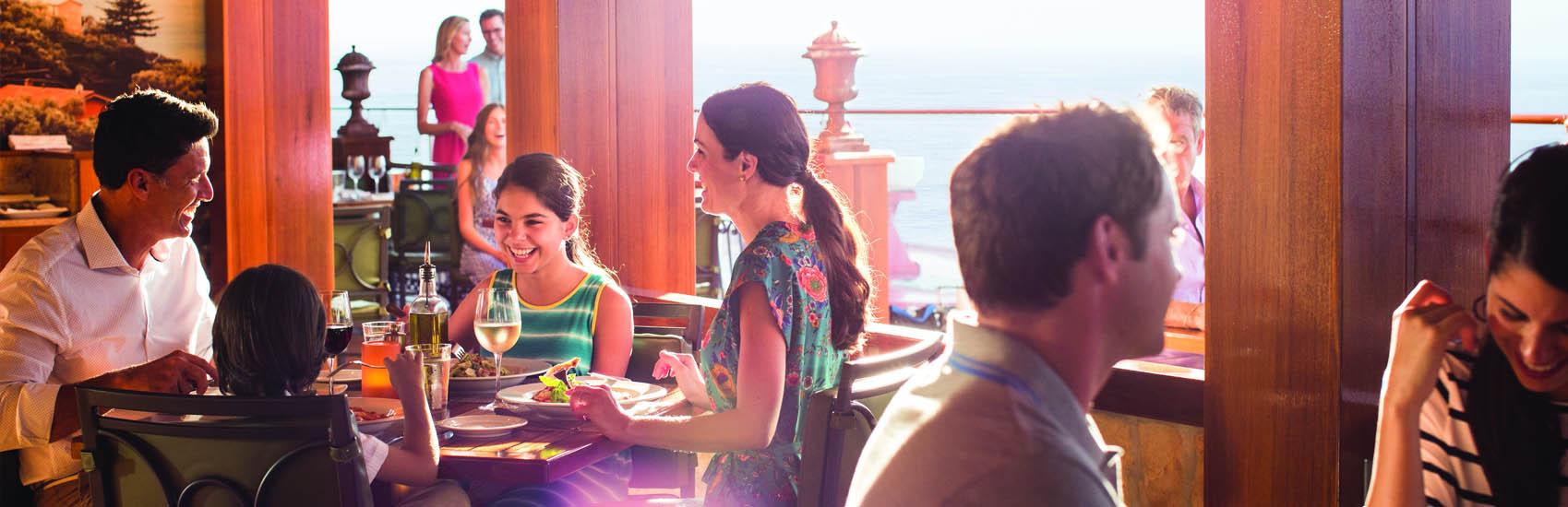 Norwegian Cruise Line's Free at Sea 5