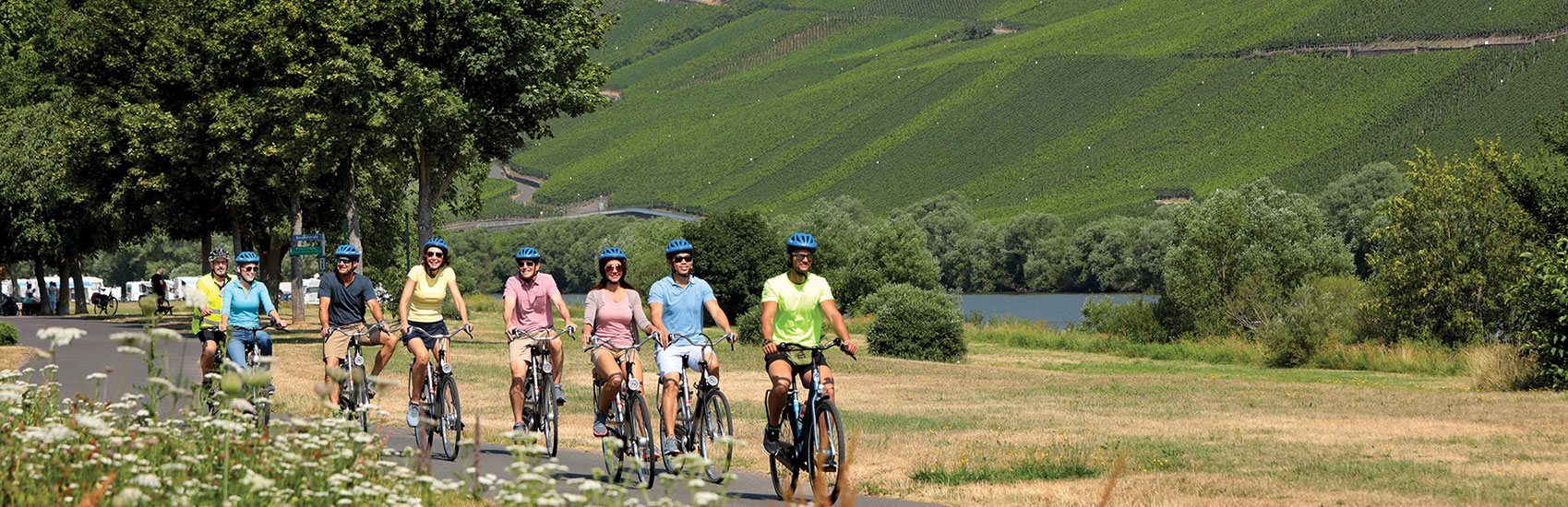 Bike and Hike Along Europe's Rivers 4