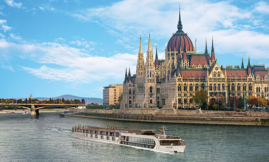 AmaWaterways European River Cruise Special