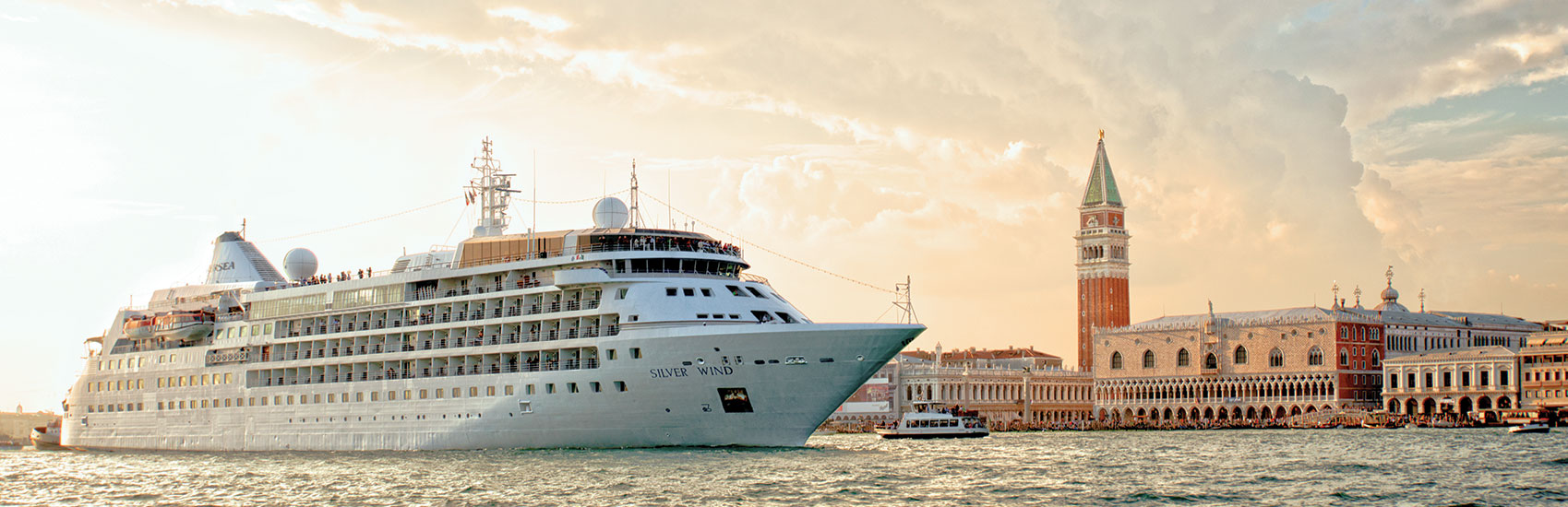 Early Booking Bonus with Silversea