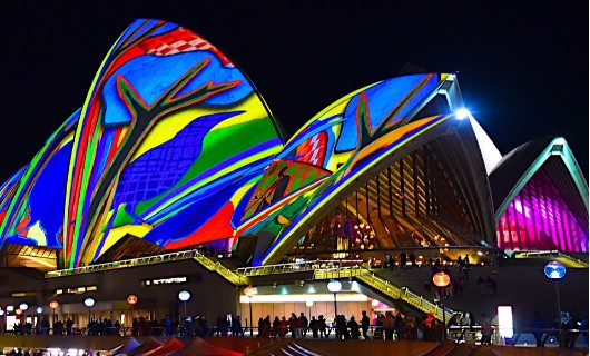 Discover vivid Sydney and New South Wales