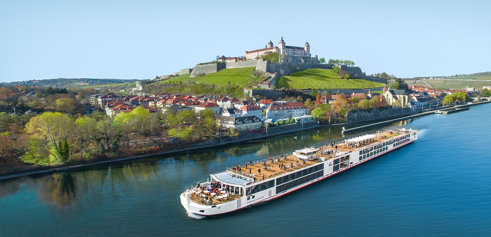 Save now with Viking® river cruises! 2
