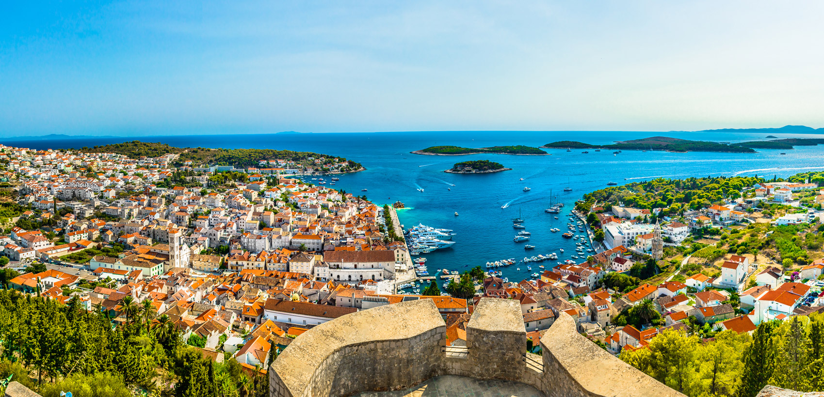 Explore Croatia & the Dalmatian Coast 0