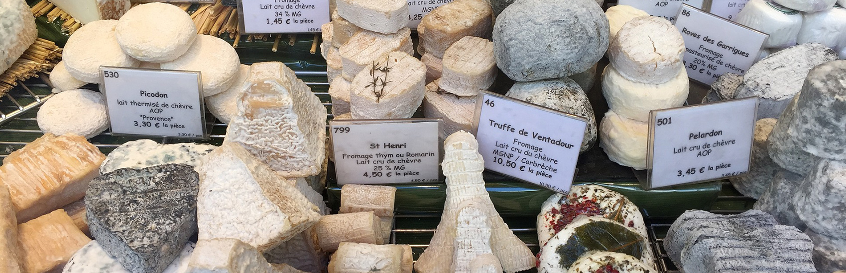 Cheese Journey Through France 2