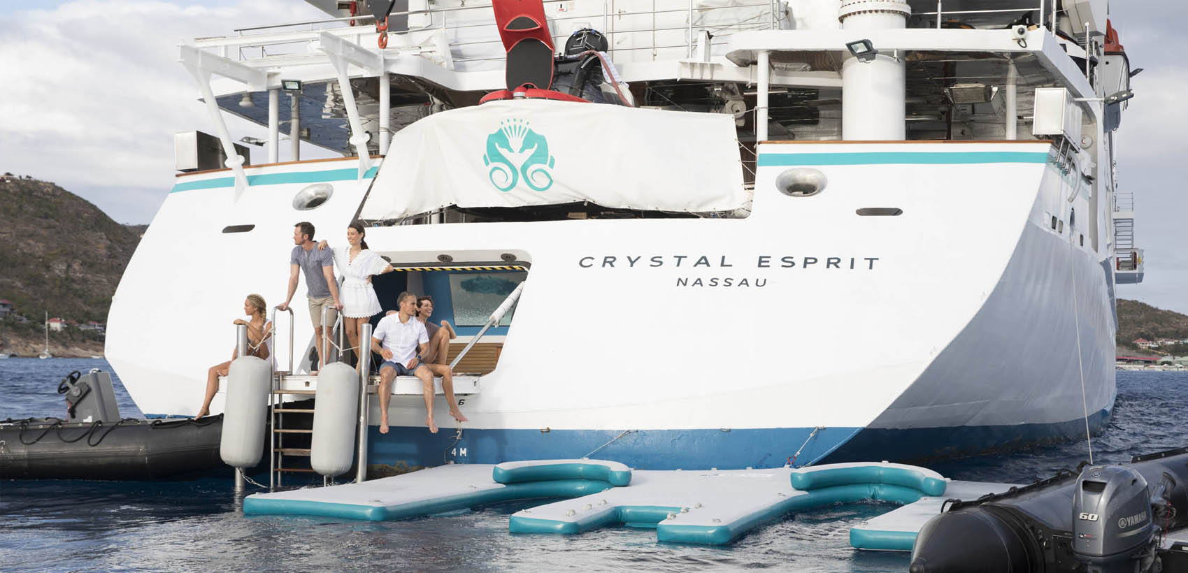 Direct Deal With Crystal Cruises
