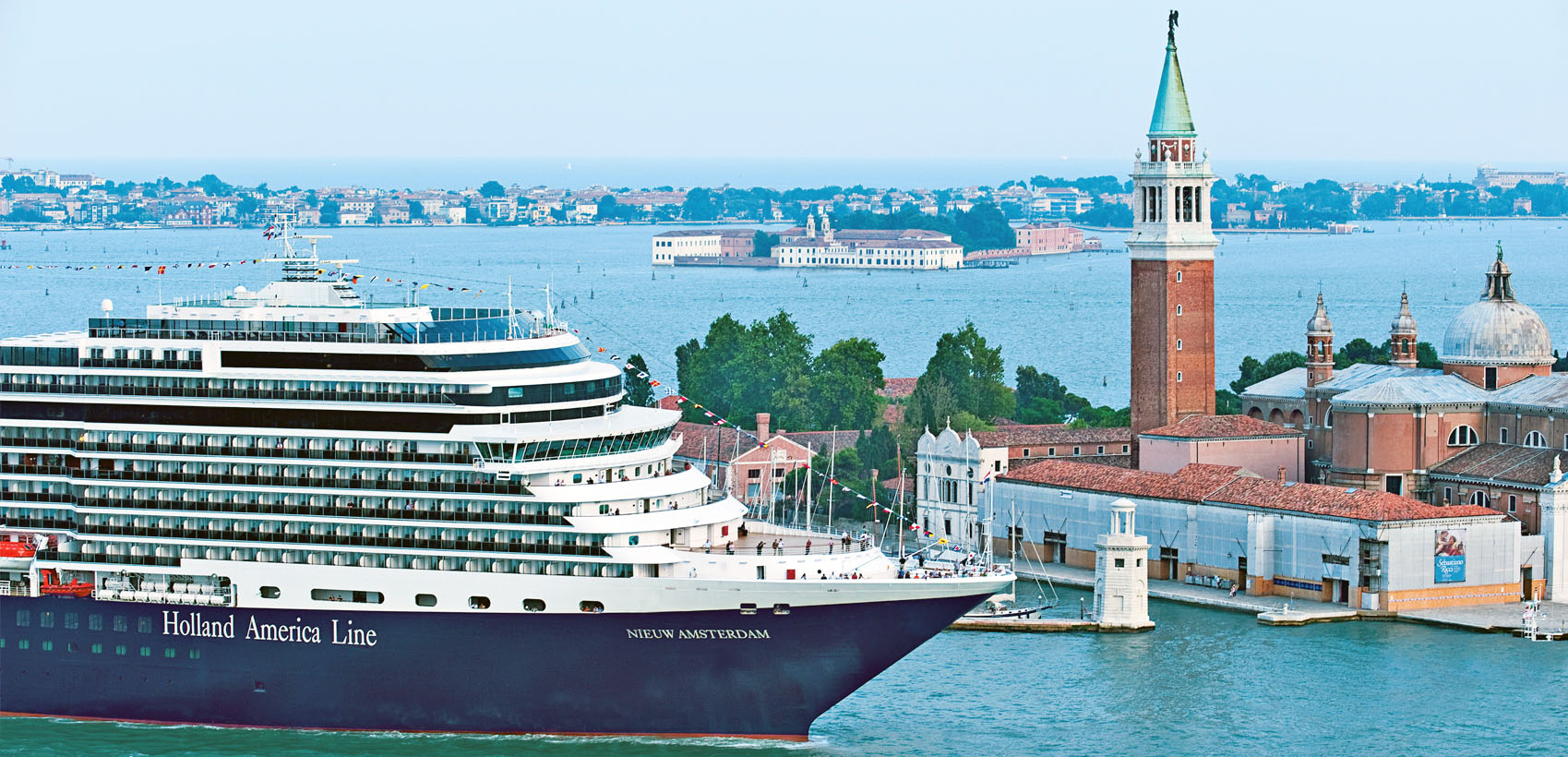 Why Not Now with Holland America! 4