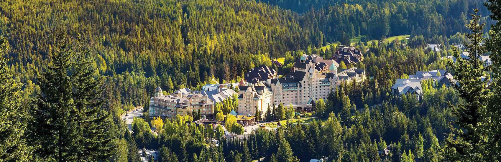 The Fairmont Chateau Whistler 0