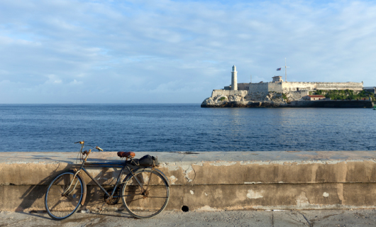 Cuba à vélo