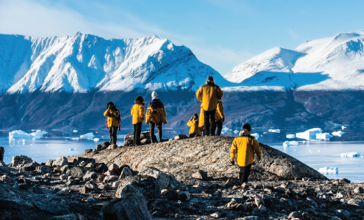 Greenland Sale with Quark Expeditions