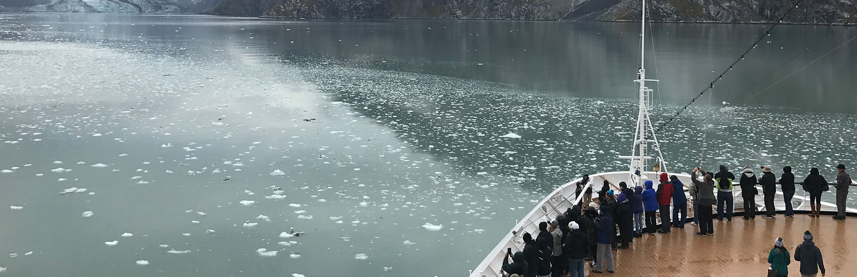 Limited Time Offer to Alaska with Holland America 1