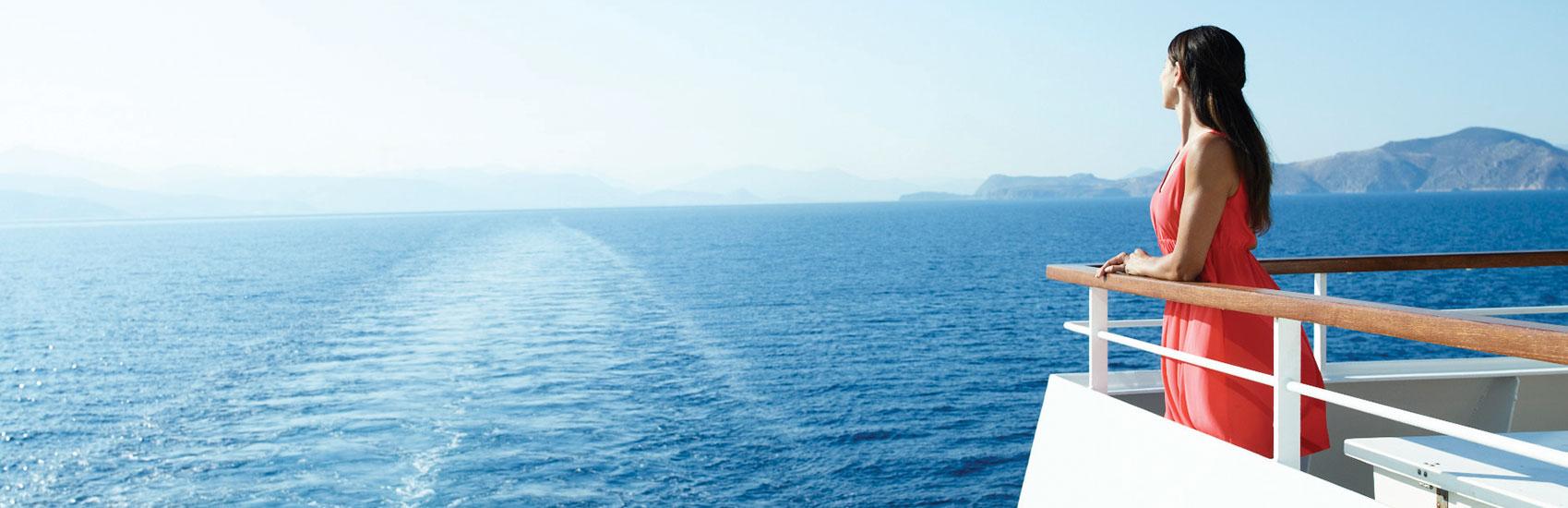 Sail Solo with Seabourn's Sensational Savings! 0