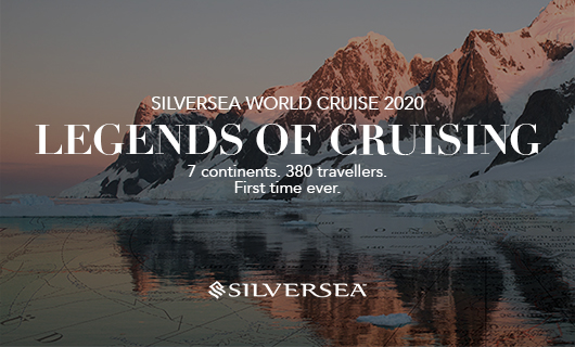 Silversea World Cruise 2020
