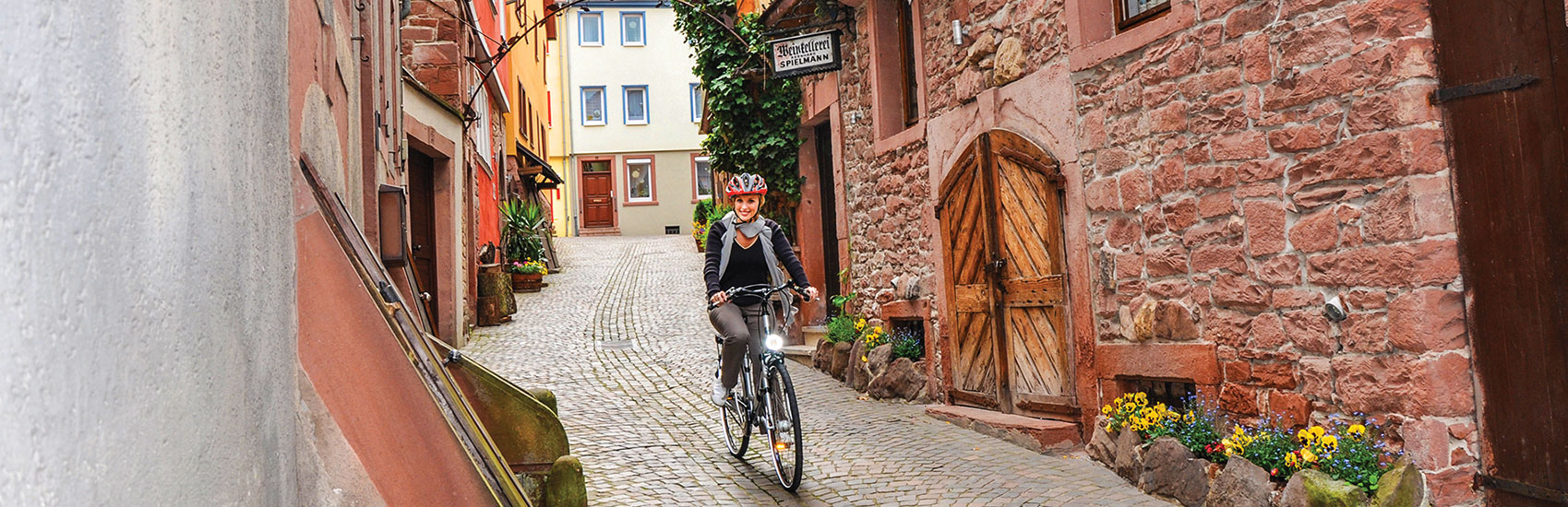 Bike and Hike Along Europe's Rivers 0