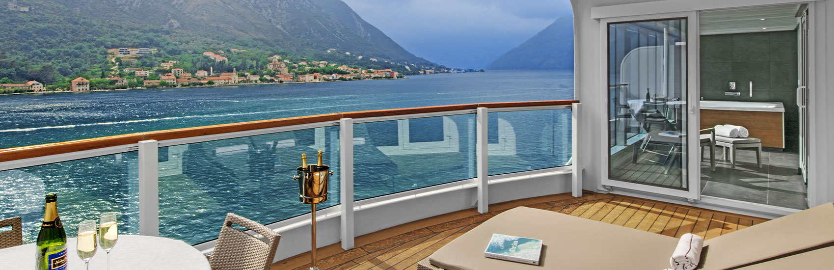 Summer Sales Event with Seabourn Cruises 2