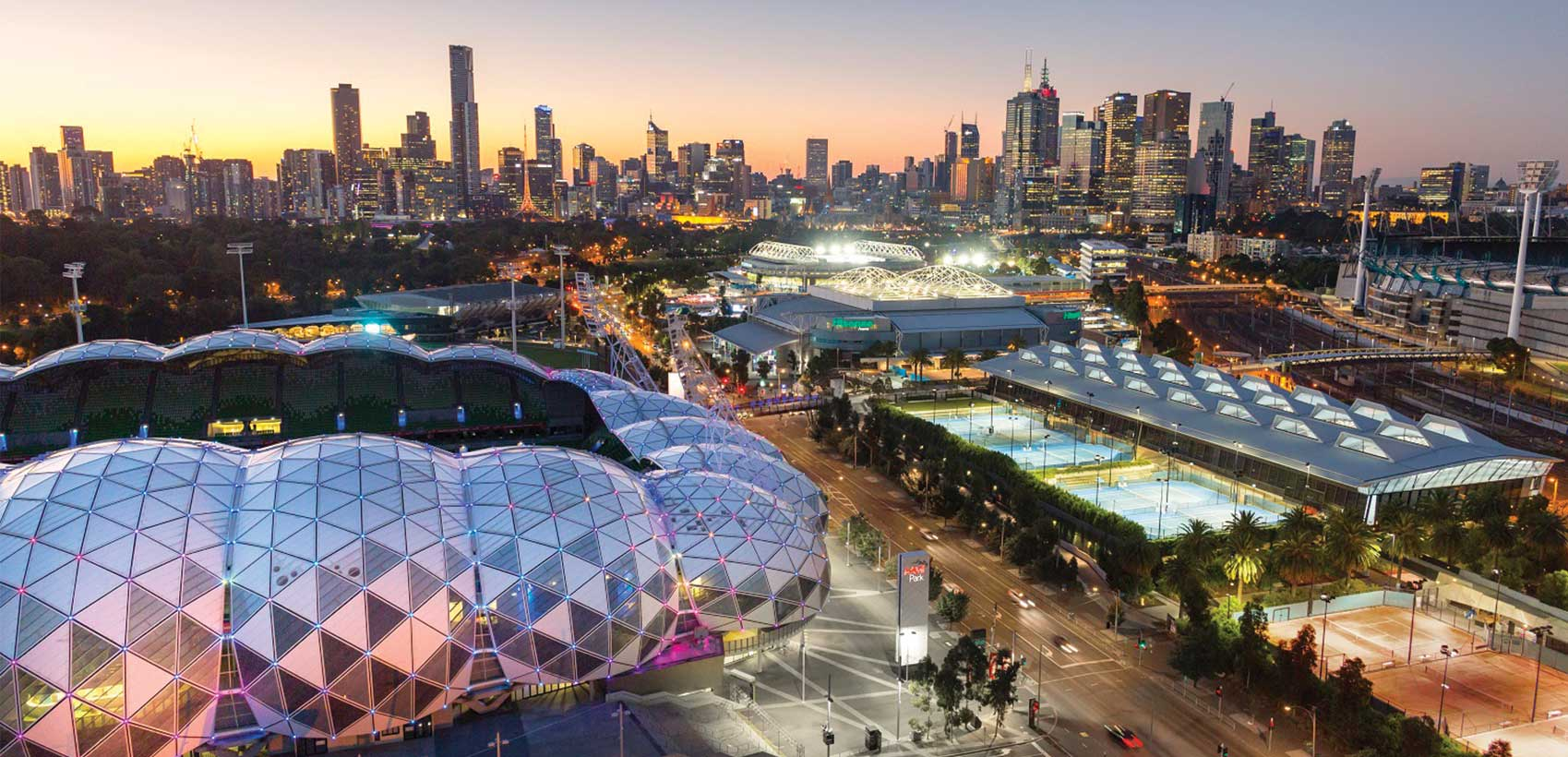 Experience The 2019 Australian Open 3