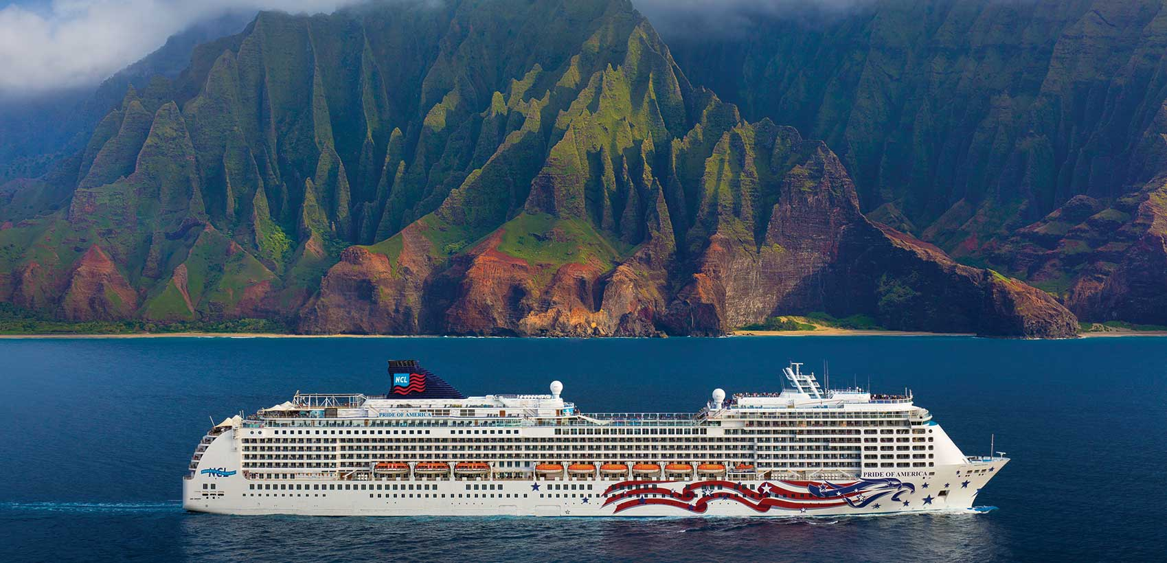 Free at Sea in Hawaii with Norwegian Cruise Line