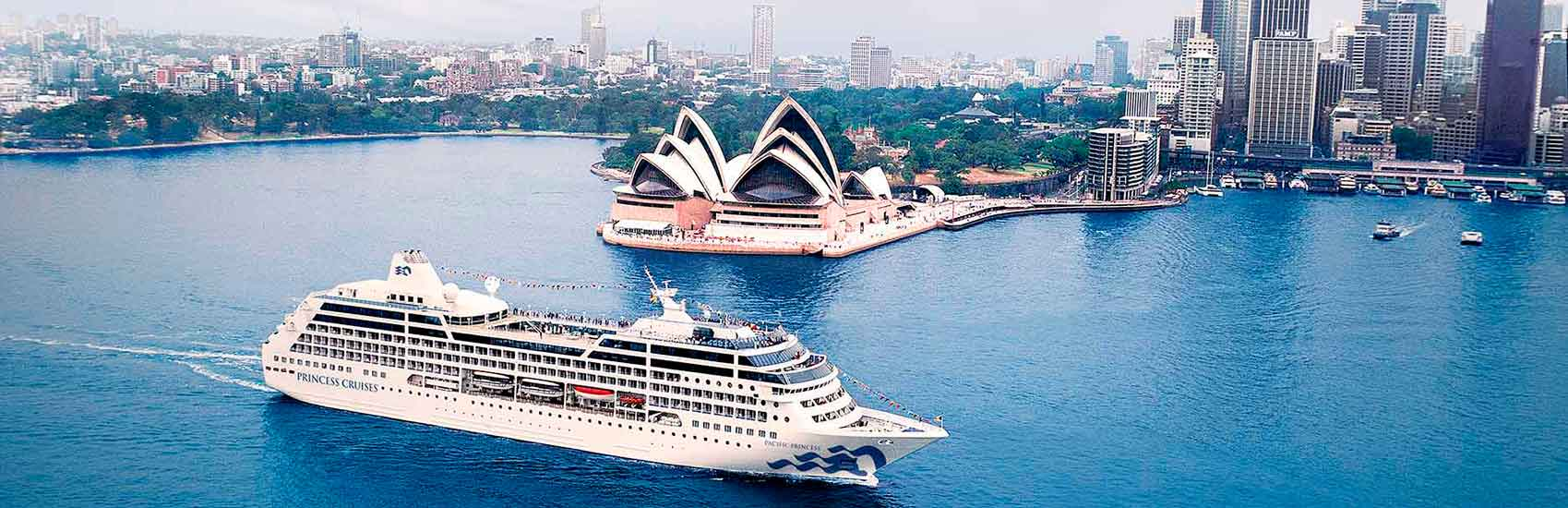 Princess Cruises 2023 World Cruise 1