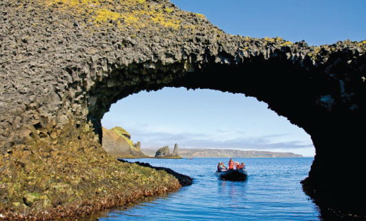 A Circumnavigation of Iceland with Vision Travel