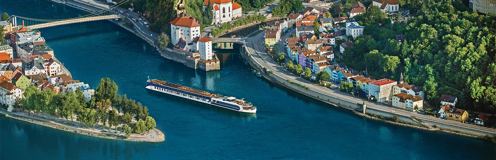 Europe River Cruise Savings with AmaWaterways