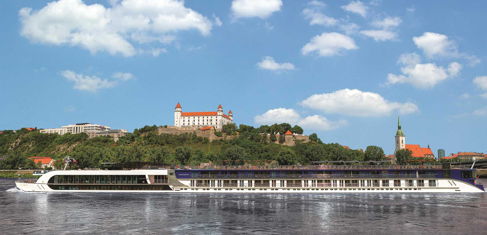 AmaWaterways Active River Cruise Savings