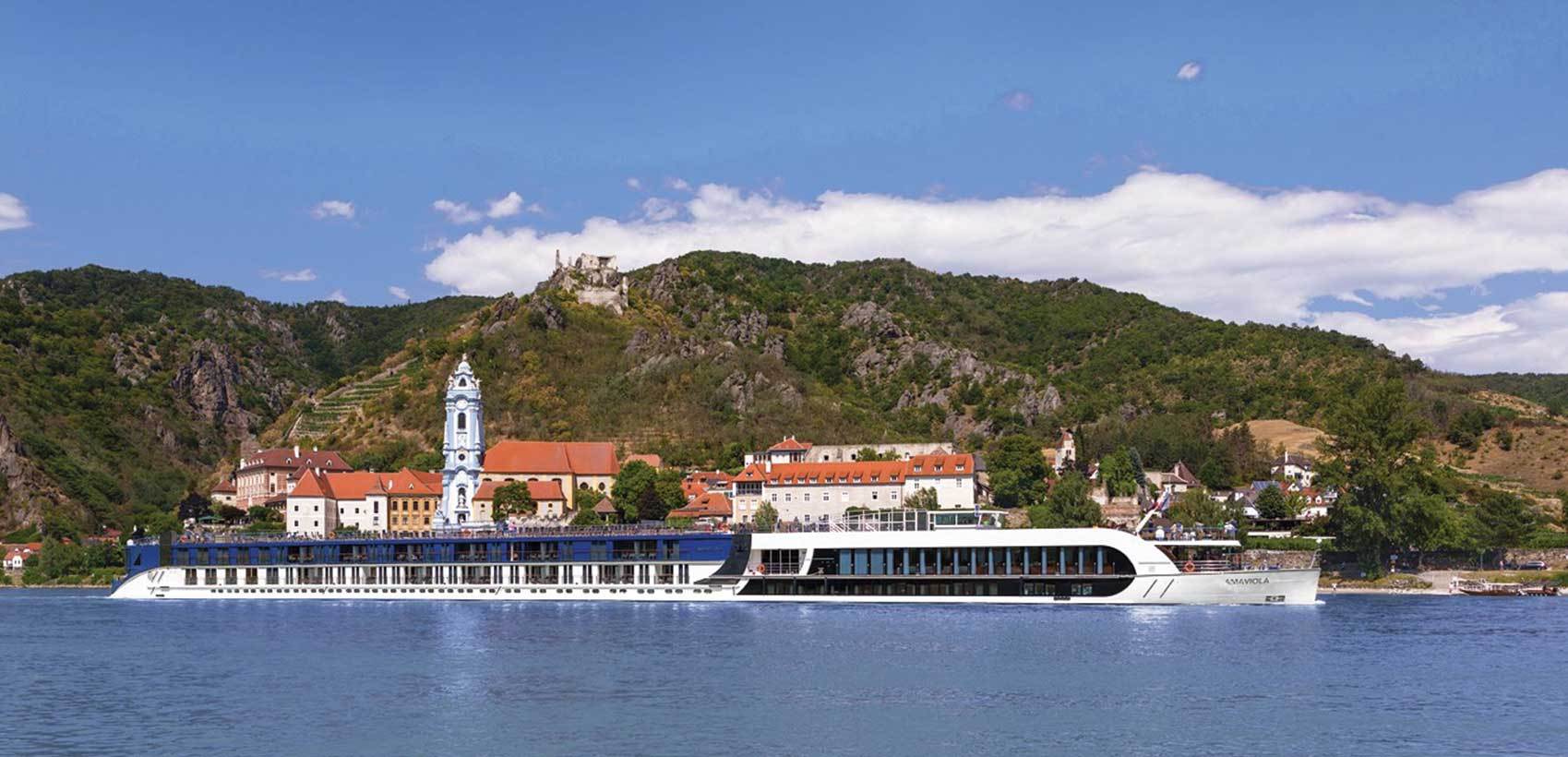 Fall Savings Event with AmaWaterways