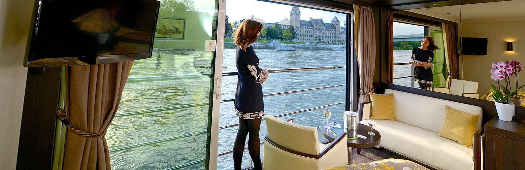 Suite Upgrades on Europe 2021 Avalon Waterways Voyages 2
