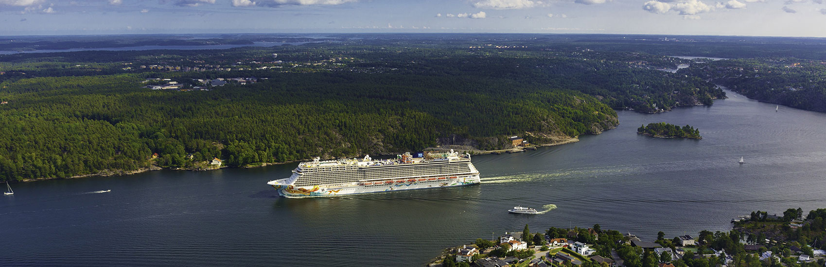 Norwegian Cruise Line's Free at Sea