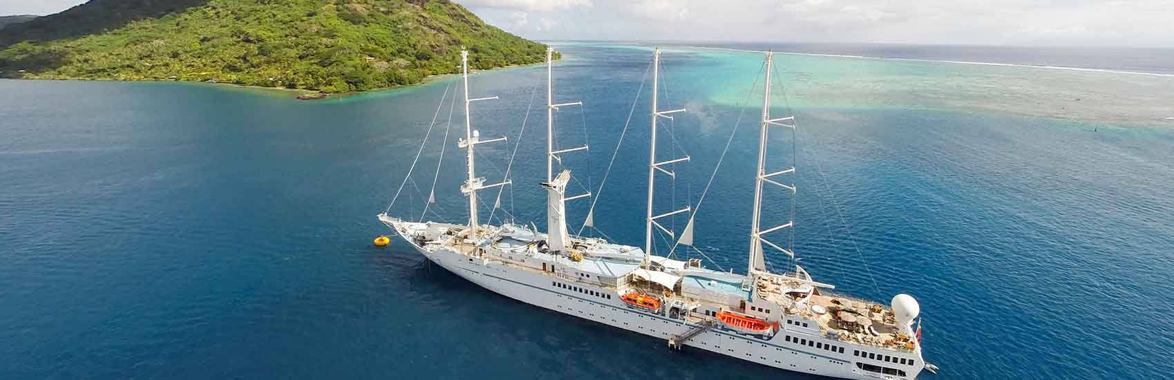 Discover Tahiti in Private Yacht Style with Windstar