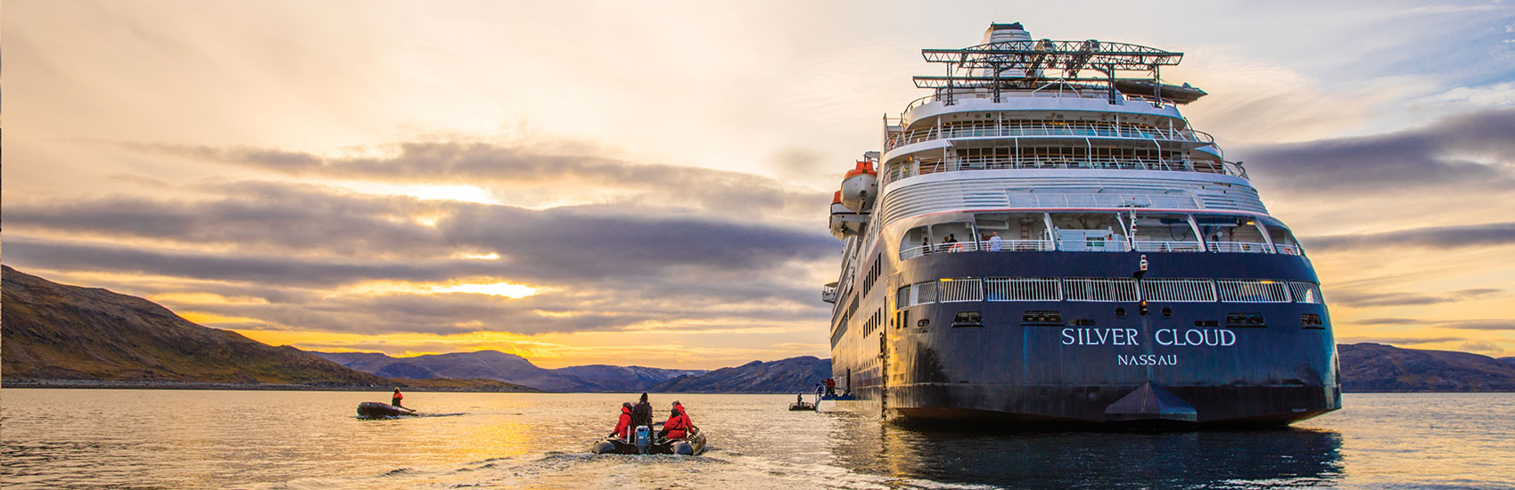 Luxury Expeditions with Silversea 5