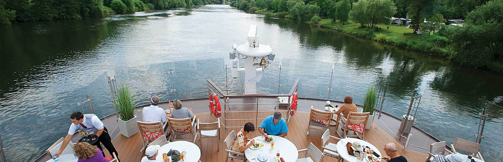 Save now with Viking® River and Ocean Cruises 1