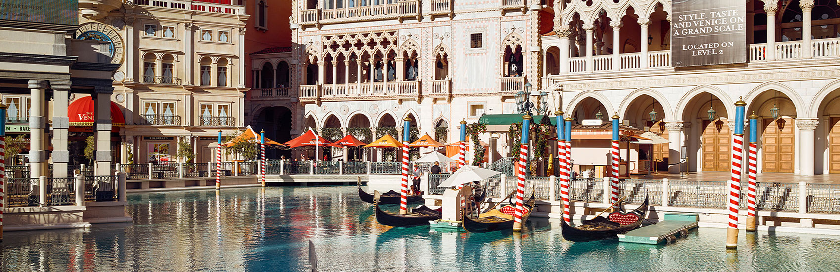 Short Stay Getaway to Venetian Resorts in Las Vegas 0