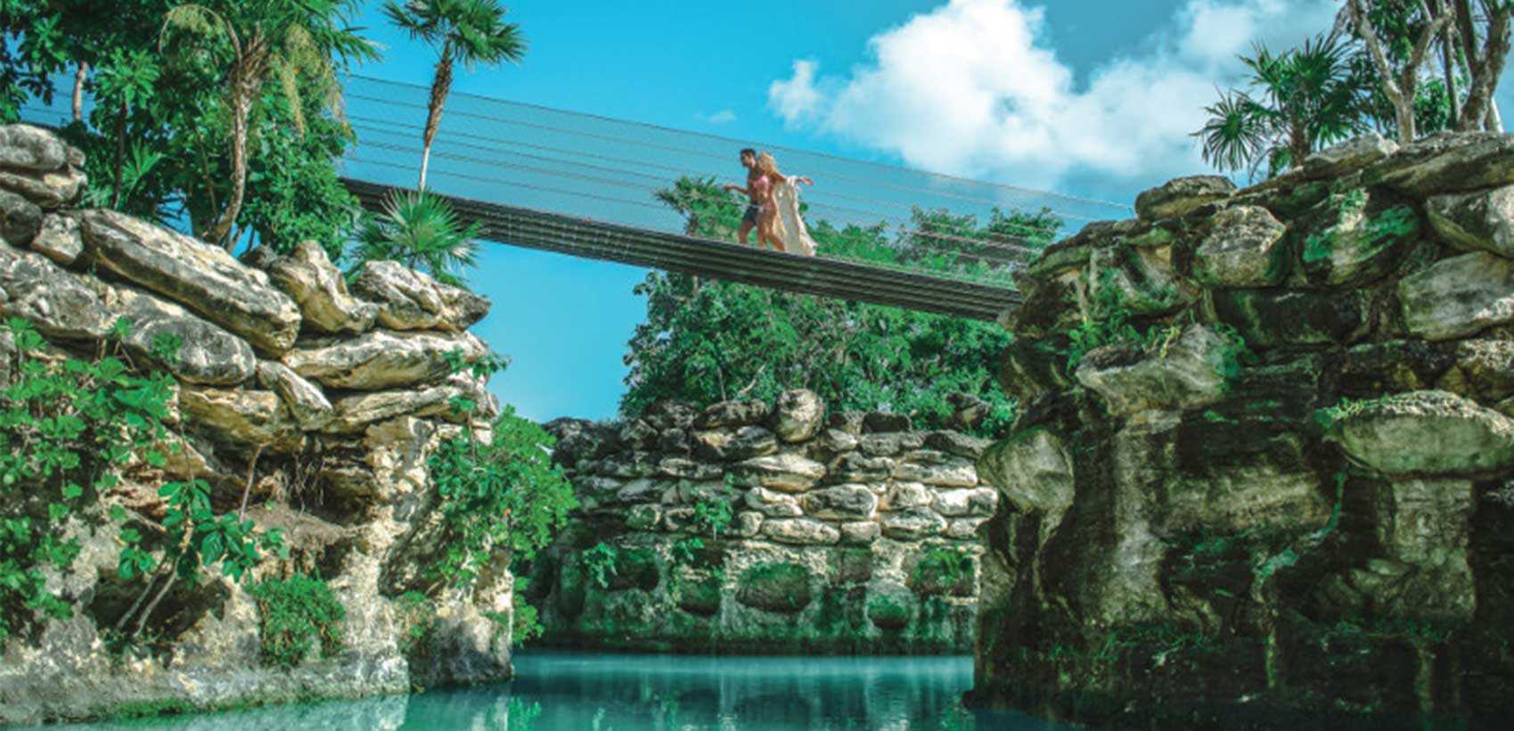 Experience Hotel Xcaret Mexico with Transat Family Collection 2