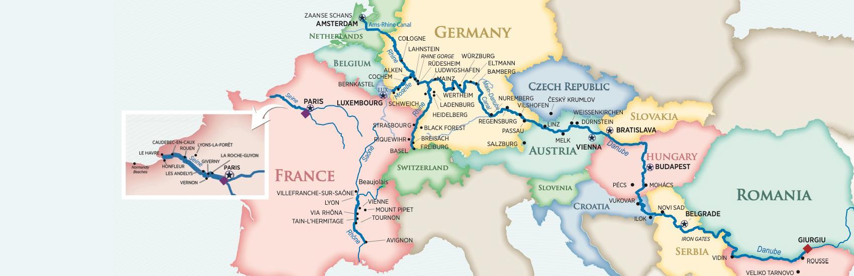 AmaWaterways Seven River Journey Through Europe 5