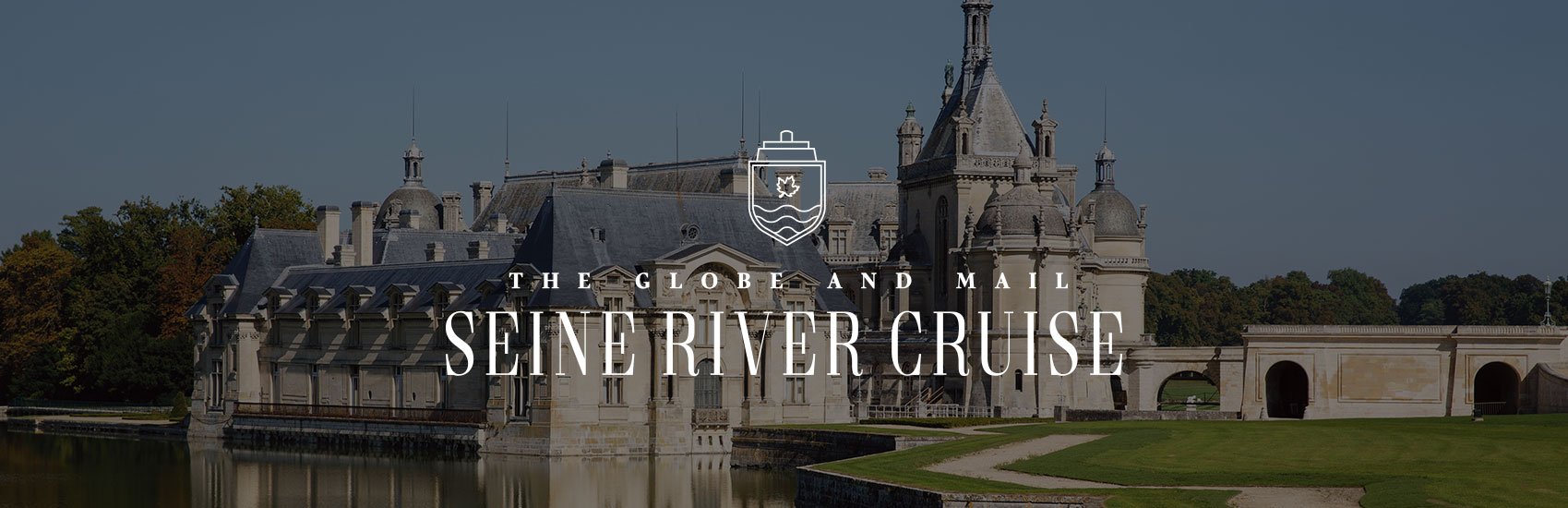 Exclusive Globe and Mail Seine River Cruise
