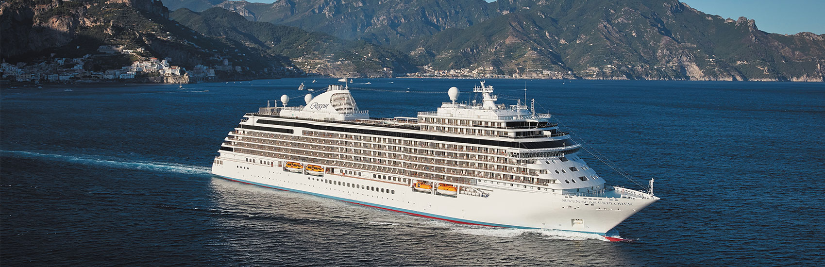 Regent Seven Seas Cruises Canadian at Par Offer 0