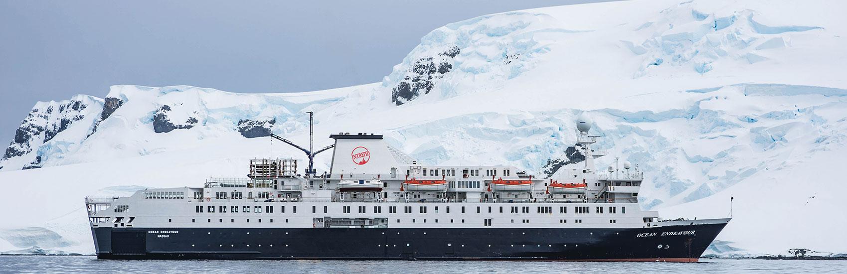Savings to Antarctica with Intrepid Travel 2