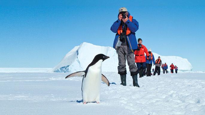 Journey to Antarctica with Lindblad