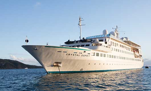Crystal Yacht Cruises Special