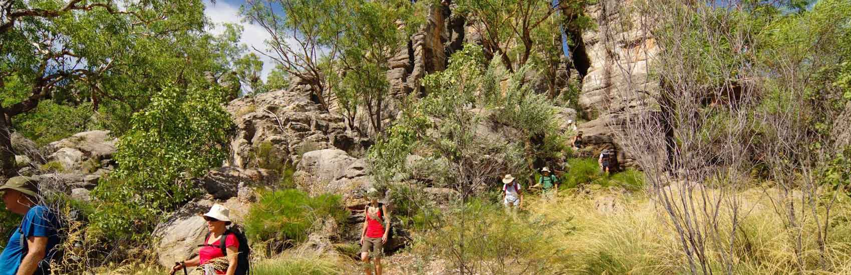 Kakadu Walking Adventure with World Expeditions