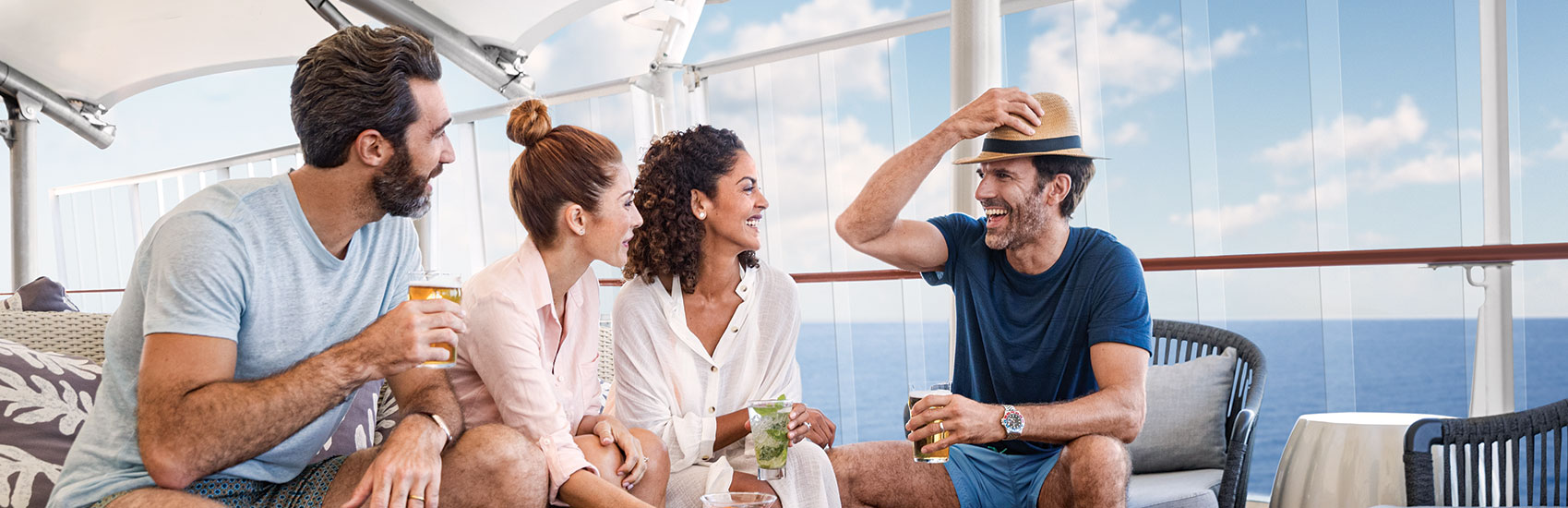 Sail Away with Friends on Norwegian Cruise Line