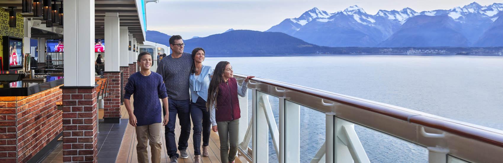 Norwegian Cruise Line's Free at Sea 4
