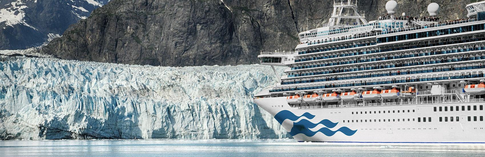 Alaska Adventures Await with Princess Cruises